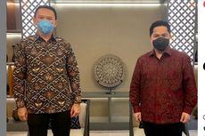 Erick Thohir Minta Ahok Lakukan Transformasi di Pertamina