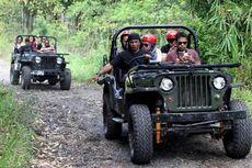 Catat, Ini Harga Paket Wisata Naik Jip Lava Tour Merapi