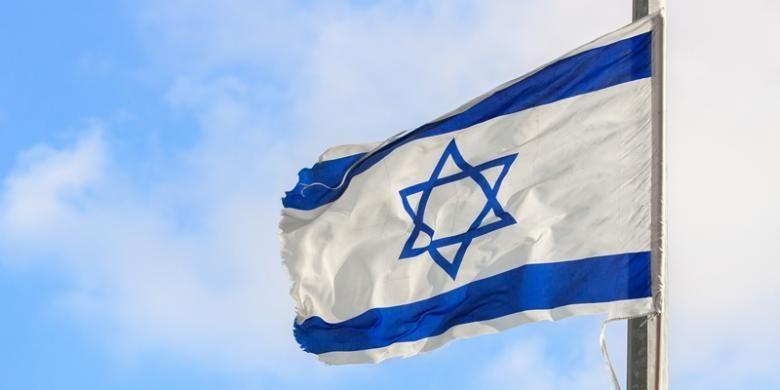Bendera Israel.