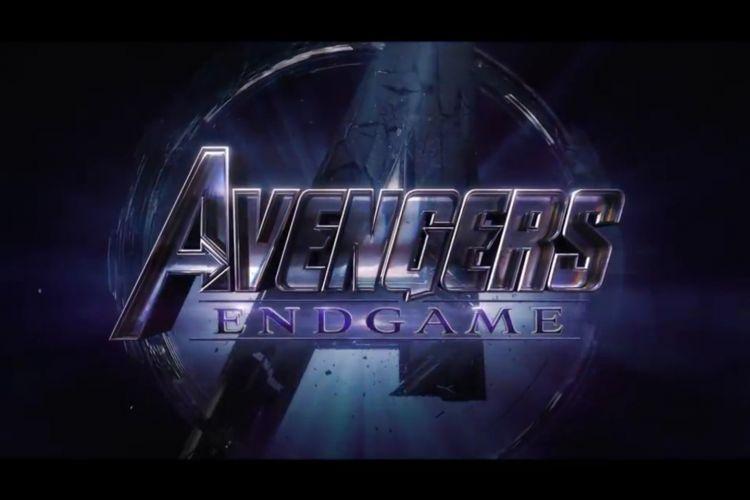 Logo Avengers: Endgame