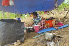 13 Hari Pasca Gempa, Pengungsi di Seram Barat Belum Dapat Selimut, Tenda dan Obat
