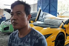 Pria Lulusan SMP di Gunungkidul Sulap Sedan Jadi Supercar Miliaran Rupiah, Mercedes hingga Lamborghini
