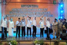 Inilah Nomor Urut Pasangan Calon Pilkada Kota Sukabumi
