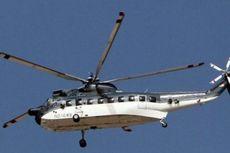 Disangka Pemberontak, Helikopter Irak Tembaki Mobil Polisi