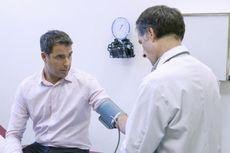 Tekanan Darah Tinggi dan Keluhan Sulit Ereksi