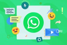 WhatsApp Web Bisa Kirim Dua Stiker dalam Satu Baris, Begini Caranya