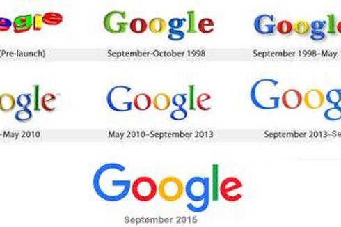 Evolusi Logo Google dari Masa ke Masa