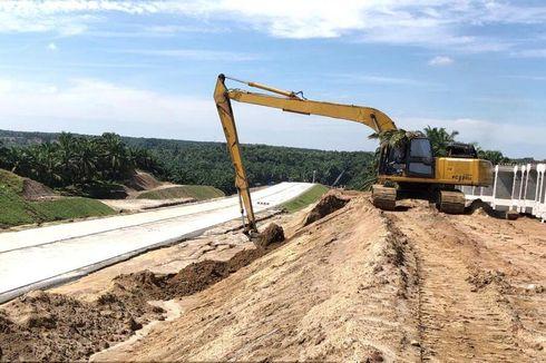 Dilengkapi Serat Optik, Ruas Kuala Tanjung-Parapat Bakal Jadi Tol Pintar
