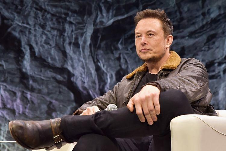 CEO Tesla, Elon Musk