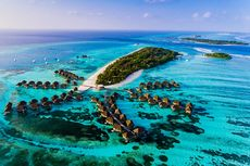 Maladewa Lockdown, Wisatawan yang Terjebak Malah Senang dan Tak Mau Pulang