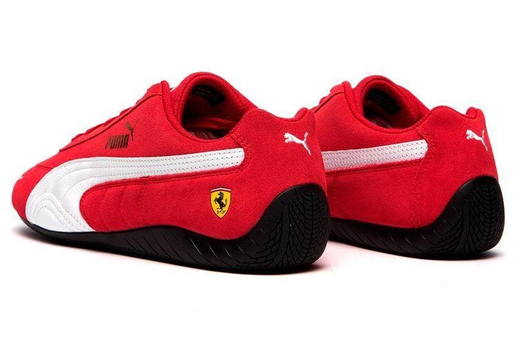 Puma x Ferrari Speedcat