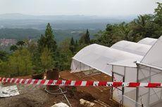 Green House Melon di Banyumas Dibangun dengan Dana Rp 2,1 M Hasil Penyelewengan Bantuan Covid-19