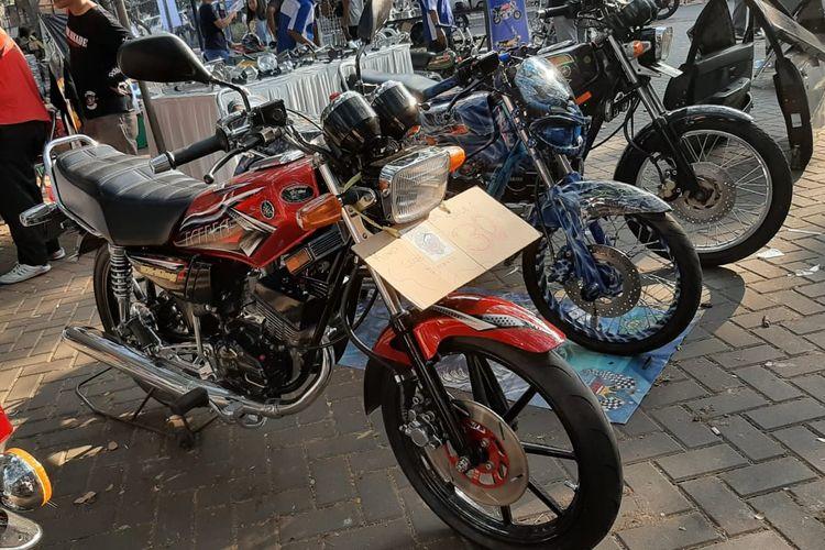 Yamaha Rx King Masih Ada Yang Jual Rp 5 Jutaan