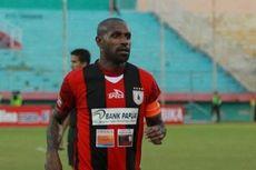 Gol Cantik Boaz Solossa Masuk Nominasi Gol Solo Terbaik Piala AFC