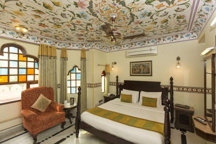 Umaid Bhawan salah satu hotel bergaya heritage boutique, di India.