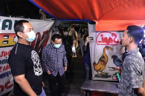 Keliling Tengah Malam, Wali Kota Semarang Bubarkan Warga yang Berkerumun