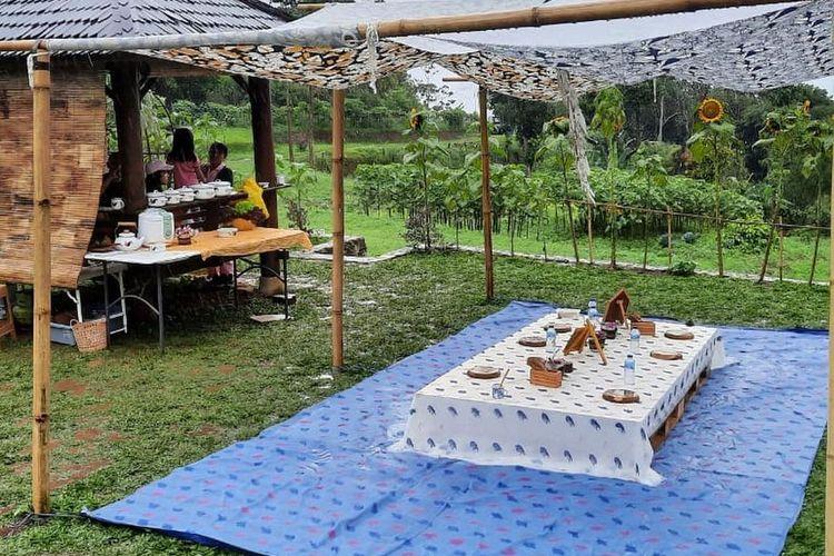 Piknik privat di OJ Organic Farm