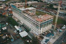 Hutama Karya Terapkan Teknologi BIM di Apartemen Aspena Residence