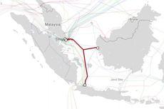 Kabel Internet Bawah Laut Gangguan, Internet Indonesia Sempat Terdampak