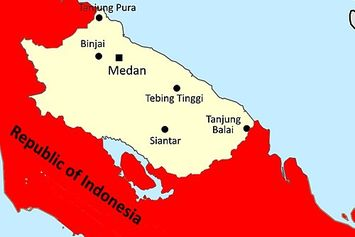 Negara Sumatera Timur (RIS)