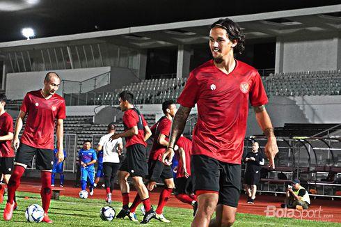 Irfan Bachdim Puji Shin Tae-yong Soal Hal Satu Ini