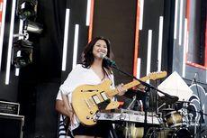 Danilla Cium Pipi Penonton Asal Bali di Soundrenaline 2018