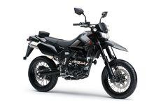 Kawasaki D-Tracker X, Asyik buat Susur Kota