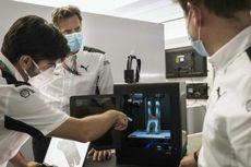 BMW Motorrad Gunakan 3D Printing untuk Balap, Langsung Cetak di Tempat