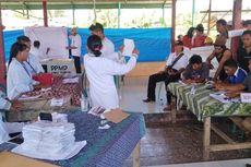 Pilkades di Desa Bangun Jaya, Pemilih Bisa Dapat Hadiah