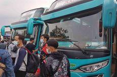 Tinggalkan Jakarta H-1 Larangan Mudik, Penumpang: Baru Dapat Libur
