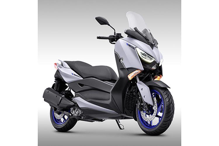 Warna baru Yamaha Xmax 250 di 2021