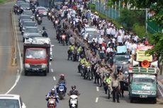 Aturan Ganjil-Genap Tetap Berlaku Saat Demonstrasi