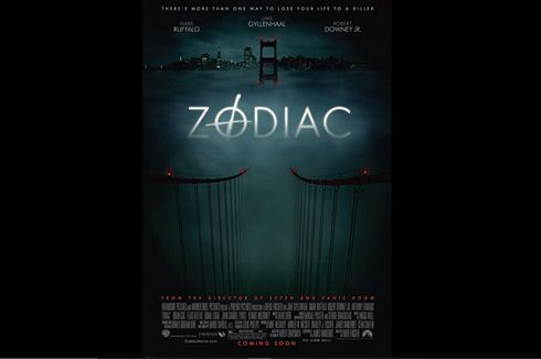 Sinopsis Zodiac, Teka-Teki Pembunuhan Berantai Zodiak