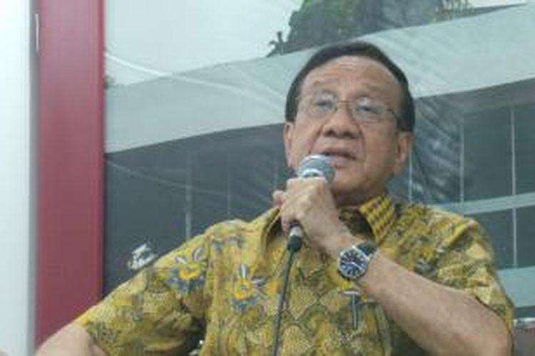 Ketua Dewan Pertimbangan Partai Golkar, Akbar Tandjung