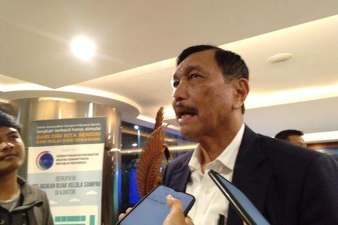 Luhut Sebut Virus Corona Tak Hambat Investasi Hyundai di Indonesia