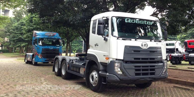 UD Trucks Quester GWE370.