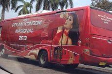 Kampanye Bus Kondom Batal ke Kampus