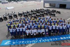 Cara Honda Uji Keselamatan Berkendara Tingkat Dunia