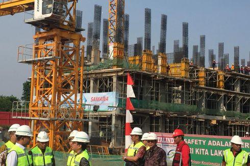 DKI Diminta Sulap Proyek Mangkrak Jadi Rusunami DP 0 Rupiah