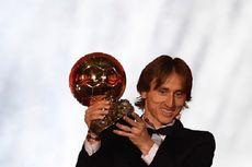 Luka Modric Optimistis Bisa Bangkit bersama Real Madrid