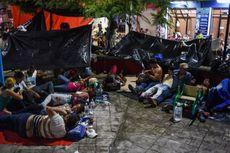 Meksiko Kini Cenderung Dingin Tangani 2.500 Migran yang Jalan ke AS
