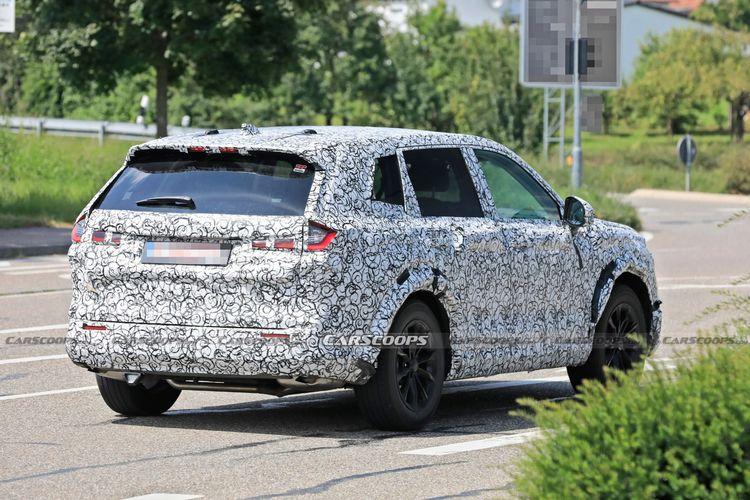 Honda CR-V model baru