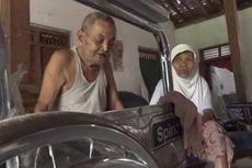 Kisah Kakek Nur Salim 7 Tahun Menabung demi Haji, 2 Kali Batal Berangkat, Usianya Sudah 93 Tahun