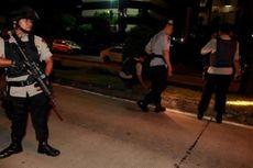 Rekaman CCTV Tunjukkan Pelaku Penembakan Ambil Pistol Bripka Sukardi