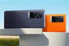 Vivo X60 Pro Plus Meluncur dengan Snapdragon 888 dan Kamera Zeiss