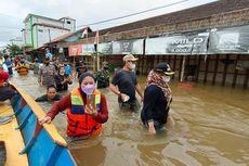 Terendam Banjir, Akses Jalan Trans-Kalimantan di Kalteng Terputus