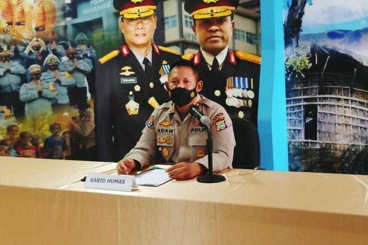 Kabid Humas Polda Papua Barat Kombes Pol Adam Erwindi