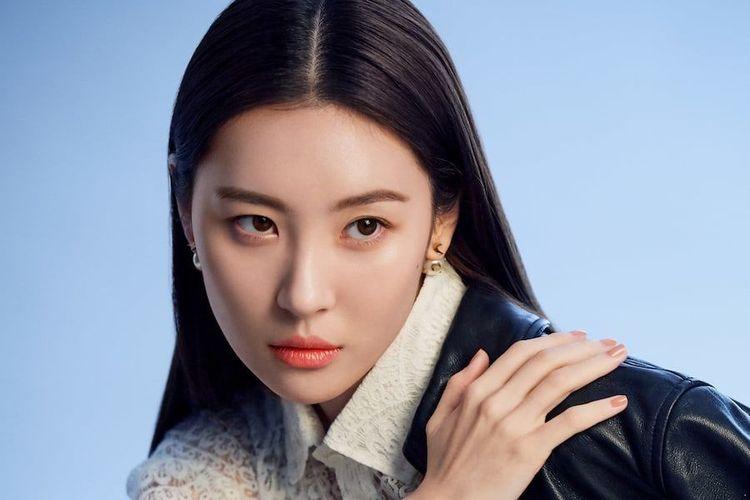 Sunmi, mantan member girlband Wonder Girls.