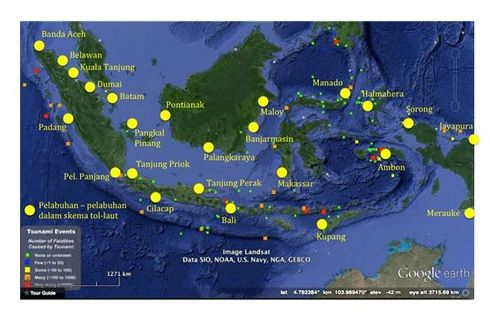 Jokowi Titip Realisasi Tol Laut ke Jonan