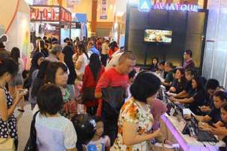 Astindo Fair 2016 digelar di Jakarta Convention Center (JCC), 25-27 Maret. Paket wisata murah dan harga tiket murah ditawarkan di tempat ini.